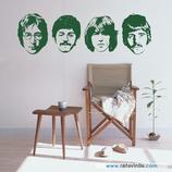 Personajes / Música / Mirada Beatles