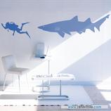 Animales - La presa del tiburón