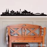 Arquitectura - Silueta Skyline de Sidney