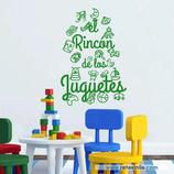 Infantiles / Pequeñines / El rincón de los Juguetes