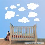 Infantiles / Pequeñines / La sonrisa de las nubes