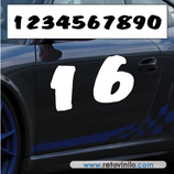 P.N. 14 - Número de 2 cifras - XL