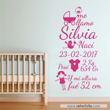 Infantiles Nacimiento - Muñeca de niña
