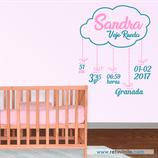 Infantiles Nacimiento - Nube infantil