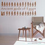 Arte - Dioses antiguos de Egipto