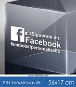 Señaléticas - Síguenos en Facebook 2