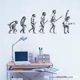 Personajes / Música / Evolución ACDC
