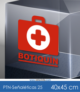 Señaléticas - Botiquín