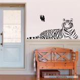 Animales - La garra del tigre