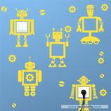 Enchufes - Robotitos de energía