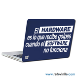 PC Portátil - El Hardware y el Software