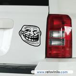 Pegatinas Guapas - 22 - Trolls Internet