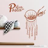 Cocinas - Viva la pasta