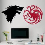 Personajes / Series / Casa Stark y Targaryen