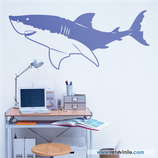 Animales - Gran tiburón
