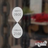 Horarios - Reloj de Arena