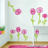 Infantiles / Pequeñines / Flores de Piruletas