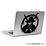 PC Portátil - V de Vendetta