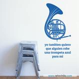 Personajes / Series / La Trompeta Azul