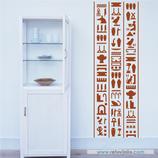 Arte - Jeroglíficos Egipcios