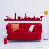 Arquitectura - Silueta del Skyline de Sevilla