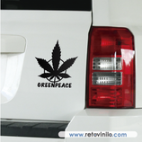 Pegatinas Guapas - 47 - Greenpeace