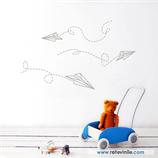 Infantiles / Pequeñines / Aviones de Papel