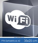 Señaléticas - Wifi clásico