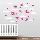 Infantiles / Pequeñines / Pajaritos entre las nubes