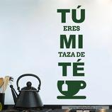 Cocinas - Tú eres mi taza de Té