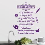 Cocinas - Nuestra Receta