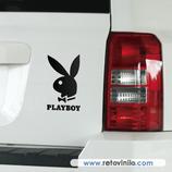 Pegatinas Guapas - 06 - Playboy