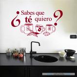 Cocinas - ¿Sabes que té quiero? + pequeño