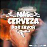 Hostelería - Más cerveza por favor