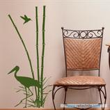 Animales - Pájaros entre el bambú