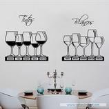 Cocinas - Maridaje de vinos