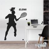 Personajes / Deportes / Tenista con nombre