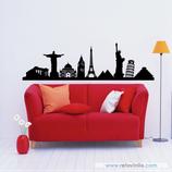 Arquitectura - Skyline monumentos mundo