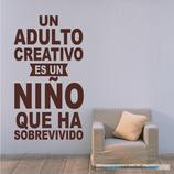 Textos y Frases - Adulto Creativo