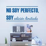 Textos y Frases - No soy perfecto