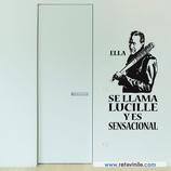 Personajes / Series / Ella se llama Lucille