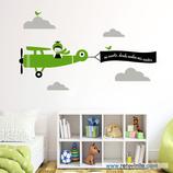 Infantiles / Pequeñines / El avión de los sueños