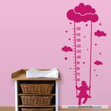 Infantiles / Medidores / Columpio de nubes