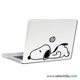 PC Portátil - Snoopy tumbado