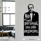 Personajes / Cine / Don Vito Corleone