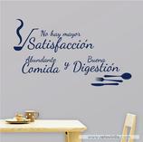 Cocinas - Satisfacción, comida y digestión
