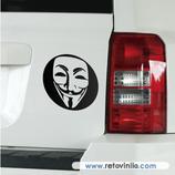 P.C. 57 - V de Vendetta