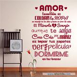 Textos y Frases - Amor también es...