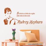 Personajes / Cine / Mensaje Audrey Hepburn