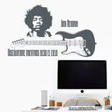 Personajes / Música / Jimi Hendrix